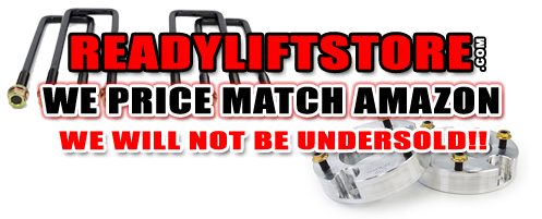ReadyLift Price Match