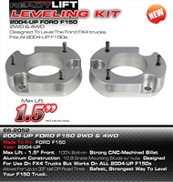 "ReadyLift 2004-2016 F150 FX4 2003-2016 Expedition 1.5"" SST Leveling Kit -- 66-2052"