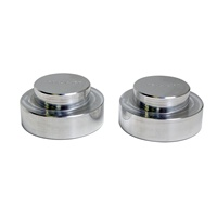 "GM SUV & SUT 1999-2016, 2WD & 4WD, 1.0"" Rear Coil Spacer -- 66-3010"