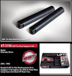 Dodge Lift Kits >> GM Tie Rod Reinforcement Kit -- 67-3156
