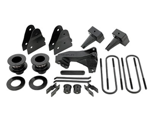 "2011-2016 Ford F250/F350 4WD 3.5""F/1.5""-3.0""R (for trucks w/ one-piece drive shaft) SST Lift Kit -- 69-2533"