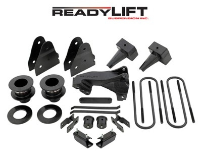 "2011-2016 Ford F250/F350/450 Dually 4WD Stage 4 3.5"" Front, 3.0"" Rear SST Lift Kit -- 69-2535"