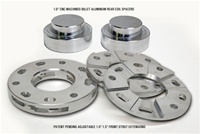 2007-2016 GM Avalanche/Tahoe/Yukon/Escalade Strut Extension -- 69-3010