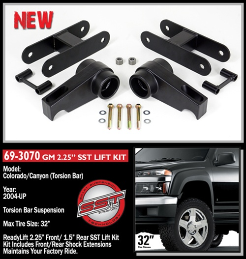 2002-2012 Chevy Colorado, GMC Canyon, and Hummer H3 4WD ...