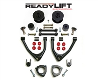 2007-2016 GM Avalanche/Tahoe/Suburban/Yukon 2WD 4 Inch Stage 3 SST Lift Kit -- 69-3295