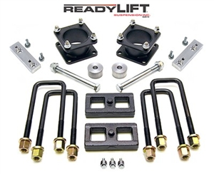 "2012-2016 Toyota Tundra TRD / SR5 / Rock Warrior 2WD & 4WD - 3.0""F - 1.0""R SST Lift Kit  -- 69-5175"