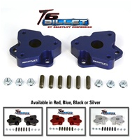 "ReadyLift T6 Billet 2006-2016 Dodge Ram 1500 4WD Only - 2.0"" Leveling Kit -- T6-1030"