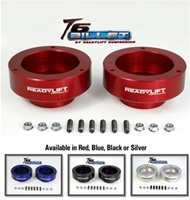 "ReadyLift T6 Billet 1994-2013 Dodge Ram 1500/2500/3500  4WD Only - 2.0"" Coil Spacer Leveling Kit -- T6-1090"