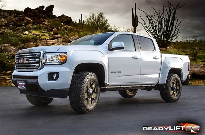 2015 2016 chevy colorado 2 inch leveling kit 2wd 4wd t6 3072 k. Black Bedroom Furniture Sets. Home Design Ideas