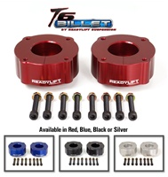 "ReadyLift T6 Billet 2007-2016 Toyota Tundra 2WD/4WD - 2.5"" Leveling Kit -- T6-5075"