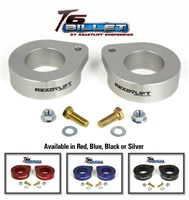 "ReadyLift T6 Billet 2007-2014 Jeep Wrangler JK 2 Door and 4 Door - 1.5"" Leveling Kit -- T6-6091"