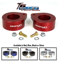 "ReadyLift T6 Billet 2007-2014 Jeep Wrangler JK 2 Door and 4 Door - 2.0"" Leveling Kit -- T6-6092"