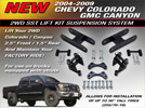 ReadyLift Colorado/Canyon SST Lift Kit