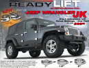 ReadyLift Jeep Wrangler 2 Inch Lift Kit