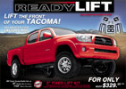 ReadyLift Tacoma 3 Inch Lift Kit