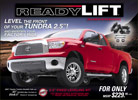 ReadyLift Tundra 2.4 Inch Lift Kit