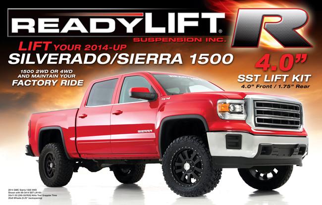 ReadyLift 69-3416 Lift Kit
