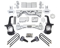 "2011-2016 Chevy / GMC 2500HD-3500HD 4WD Complete Lift Kit 5-6""F/4.0""R  -- 44-3054"