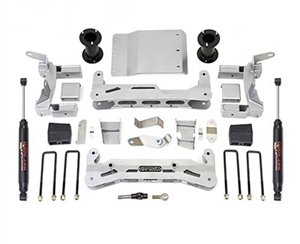 "2014-2016 4WD GM 1500 - 5.75"" Complete Lift Kit System w/ Shocks  -- 44-3358"