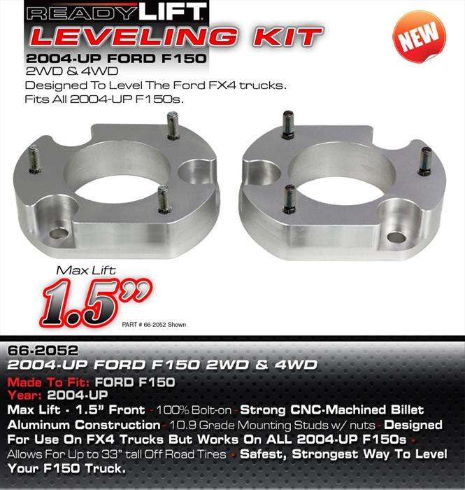 Readylift   F   Sst Leveling Kit
