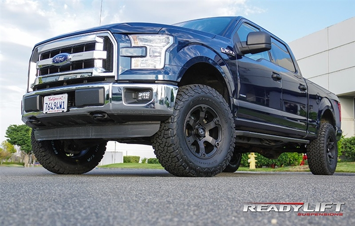 2016 F150 Lift Kit >> 2014 2016 Ford F150 3 5 Sst Lift Kit 2wd 4wd 1 Pc Driveshaft Rl69 2300