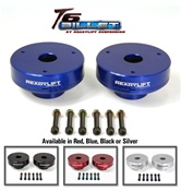 "ReadyLift T6 Billet 2007-2013 Chevy Silverado 1500 / GMC Sierra 1500 2.25"" Leveling Kit -- T6-3085"
